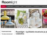 Roomlight - Roomlight, valaistus, valaisimet, valo, sisustusvalaistus, kodin valaistus, kodin