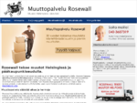 Muuttopalvelu Rosewall - muutto Helsinki