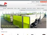 Office Furniture, Office Furniture Melbourne, Office Furniture Online| Rosier Commercial Furniture