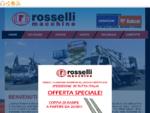 Macchine agricole - Reggio Emilia - Rosselli Macchine - Bobcat Doosan