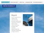Rostek Tekniikka Oy Tehokkuutta ja turvallisuutta