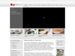Производство изделий из жидкого камня, искусственный жидкий камень - RoStone