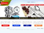 Pradžia - www. rotonero. lt - platus įvairių gamintojų puodų, peilių, keptuvių ir kitų virtuvės re