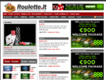Roulette - €900 Kazino Bonus | Rulete | Pokeris