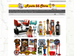 Route 66 Store -Diner Möbel, Diner Furniture, Tanksäulen, GasPumps, Parkuhren, Neonreklamen, Ju