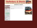 Shaftesbury District Buses