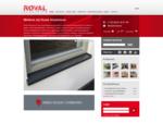 Roval | Specialist in aluminium bouwproducten voor dak gevel