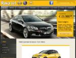 Rova srl - concessionario Opel per la provincia di Belluno