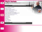 Roys Aerials - Digital, Satelite and Freeview aerial installations