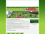 Dog Training schools, classes, courses and dog boarding kennels