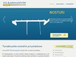 RR Koulutuspalvelut Oy Nosturi, Henkilönostin, Trukki Koulutus, Kortti, Tarkastus, Huolto