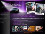 RS Detailing | Nettoyage, vitres teintées et restauration esthétique automobile Montpellier Nîmes