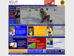 RSVP - Dating for Professionals - Singles Events - Singles Club - London - Birmingham - Oxford - ...