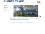 Rubber Trade - macchine gomma