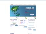Магазин-регистратор доменов. RUdCOM. RU Мгновенная регистрация по низким ценам в зонах ru, su, com
