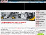 Ruffo Carrelli Elevatori - Vendita | Riparazione | Noleggio | Ricambi