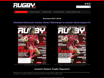 RugbyCa Magazine - English Home