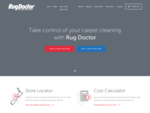 Rug Doctor® NZ | Carpet Cleaning and Upholstery Cleaning