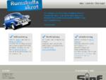 Rumskulla Skrot - bildemontering, skrothämtning och industririvning