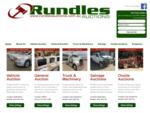 Rundles Auctions