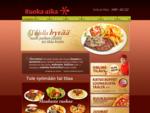 Ruoka-aika | Ravintola Ruoka-aika, Malmi | pizza, pasta, kebab, pihvi, buffet, lounas