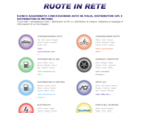 Ruote in rete Informazioni su concessionari auto e moto, distributori GPL in Italia e distributori