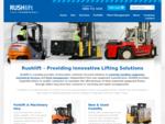Forklift Trucks, Forklift Truck Sales Rental