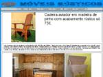 Vaguel - Loja de móveis rústicos no Algarve
