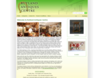 Rutland Antiques - Home