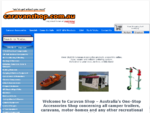 Caravan Accessories Shop | CARAVANSHOP | Australia No. 1 Caravan Parts Accessories Shop Online -