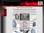 rotaryengine. com | Rotary Engine Specialists | Mazda Performance | RX7 Specialties