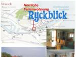 Ferienwohnung Ryckblick in Wieck am Greifswalder Bodden