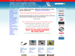 Australia's largest supplier of radio controlled yacht fittings