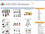 Outillage professionnel S2p-pro