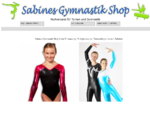 Gymnastikanzug - Turnanzug - Sportbekleidung - online kaufen -