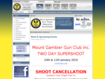 South Australian Clay Target Association