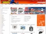 SadoFly Modelismo - Comércio e Montagem - Entrada