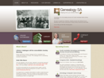 Genealogy SA | Leading resource for SA family history