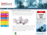 SafeSound | ΟΙ ΕΙΔΙΚΟΙ ΣΤΗΝ ΑΚΟΥΣΤΙΚΗ ΠΡΟΣΤΑΣΙΑ | ακουστικά | ωτοασπίδες | ακουστική προστασία | ...