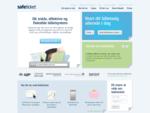 Safeticket – Dit enkle, effektive og fleksible billetsystem