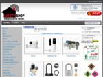 Safetyshop. dk sælger sikkerhedsprodukter til private og erhverv, vi har quot;fingeren på pulsenquo