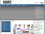 SAIET Telecomunicazioni SpA - Home