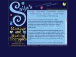 Saijas Massage and Healing Therapies