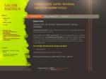 Dámsky kadernícky salón ANDREA, Nitra, dámske kaderníctvo Nitra