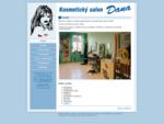 Úvodní strana | Kosmetický salon Dana Domažlice - kosmetika, kadeřnictví, pedikúra, manikúra, p