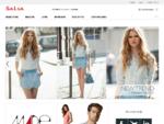Salsa | Jeans, Roupa e Acessórios para Mulher Homem