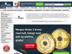 Størst på norske og utenlandske mynter | Samlerhuset