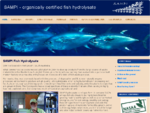 SAMPI - organically certified fish hydrolysate