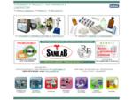R. F. SANILAB - Strumenti e prodotti per farmacie e laboratori - Punto di fusione - Blisteratrice ...