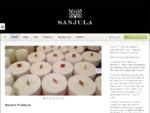 SANJULA heaven scent soy wood wick candles, aromatherapy massage blends, bath body products